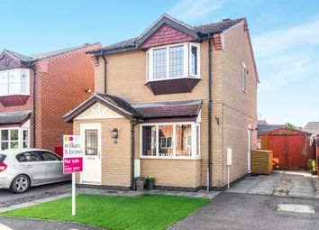 Thumbnail 3 bed detached house for sale in Milne Green, Swineshead, Boston