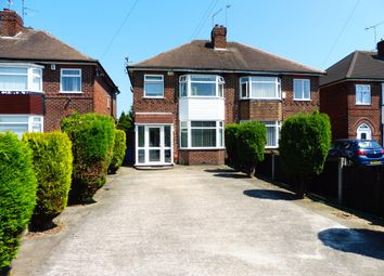 Thumbnail 3 bedroom semi-detached house for sale in Wiltshire Road, Chaddesden, Derby