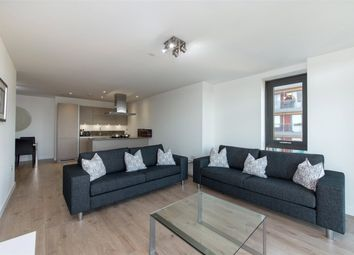 Thumbnail 3 bed flat to rent in Fuse Building, Beechwood Road, London