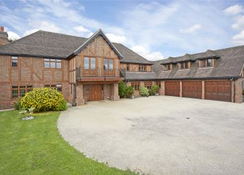 Thumbnail 6 bedroom detached house for sale in The Ridge, Epsom, Surrey