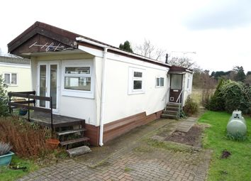 Thumbnail 1 bed mobile/park home for sale in Rose Park, Row Town