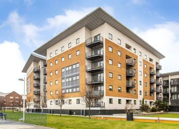 Thumbnail 1 bed flat for sale in Lowestoft Mews, Galleons Lock