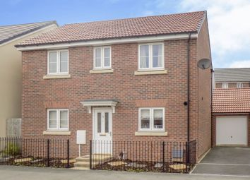 Thumbnail 3 bed detached house for sale in Rylands Way, Royal Wootton Bassett, Swindon
