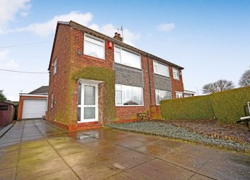 Thumbnail 3 bed semi-detached house for sale in Brittle Place, Smallthorne, Stoke-On-Trent