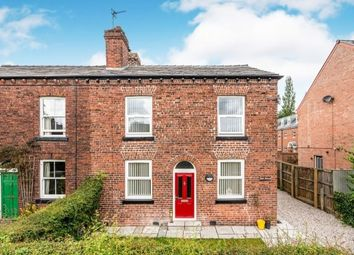 Thumbnail 4 bed terraced house to rent in Hob Hey Lane, Warrington