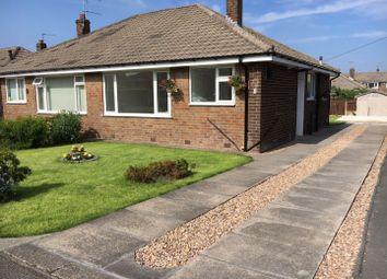 Thumbnail 2 bed semi-detached bungalow for sale in Marten Grove, Huddersfield, West Yorkshire