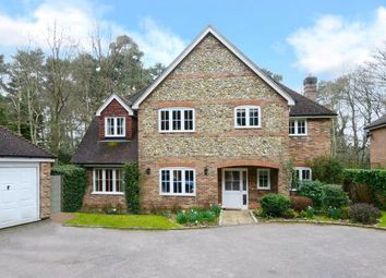 Thumbnail 5 bedroom detached house to rent in Tekels Park, Camberley