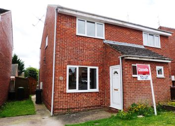 Thumbnail 2 bedroom property to rent in Steggall Close, Needham Market, Ipswich