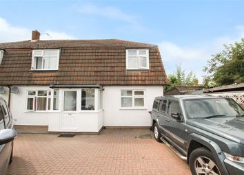 Thumbnail 5 bed semi-detached house for sale in Shelley Close, South Orpington, Kent