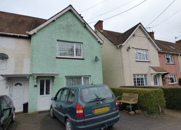Thumbnail 3 bed end terrace house for sale in White Road, Mere