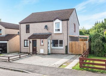 Thumbnail 2 bed semi-detached house for sale in Blackwell Court, Inverness