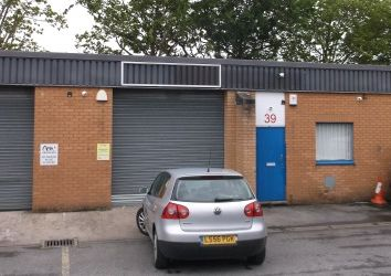 Thumbnail Industrial to let in Unit 39 Southfield Trading Estate, Nailsea, Bristol
