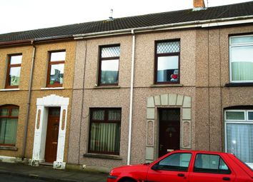 Thumbnail 4 bed terraced house for sale in Princess Street, Llanelli, Carmarthenshire, West Wales