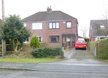 Thumbnail 3 bed semi-detached house for sale in Bannister Lane, Farington Moss