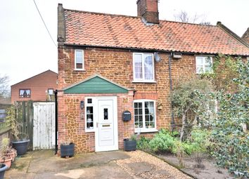 Thumbnail 3 bed cottage for sale in New Row, Heacham, King's Lynn