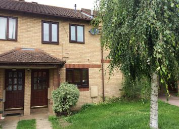 Thumbnail 2 bed terraced house for sale in Coriander Drive, Thetford