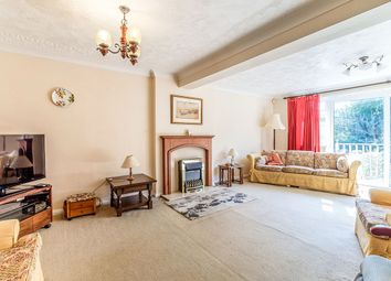 Thumbnail 4 bed detached house for sale in Marsh Crescent, High Halstow, Rochester