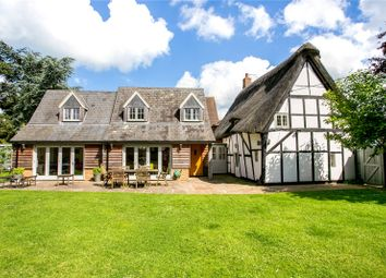 Thumbnail 5 bed detached house for sale in Queen Catherine Road, Steeple Claydon, Buckingham, Buckinghamshire