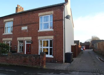 Thumbnail 2 bed semi-detached house for sale in Hawcliffe Road, Mountsorrel, Loughborough