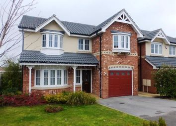 Thumbnail 4 bedroom detached house for sale in Montgomery Close, Treeton, Rotherham