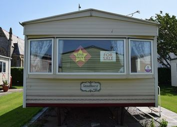 Thumbnail 2 bed mobile/park home for sale in Pensarn, Abergele