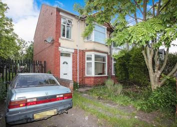 Thumbnail 3 bed end terrace house for sale in Astley Avenue, Foleshill, Coventry, West Midlands