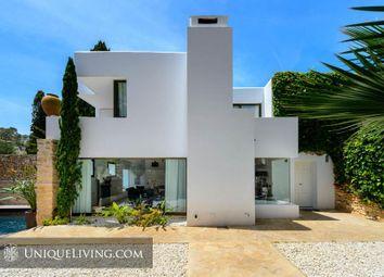 Thumbnail 3 bed villa for sale in Roca Llisa, Santa Eulalia, Ibiza