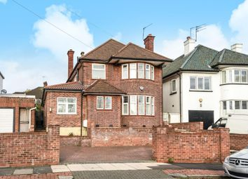 Thumbnail 4 bed semi-detached house for sale in Southbourne Crescent, London NW4,