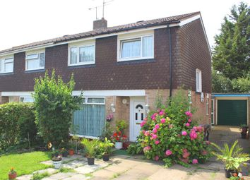 Thumbnail 4 bed semi-detached house for sale in Brandles Road, Letchworth Garden City