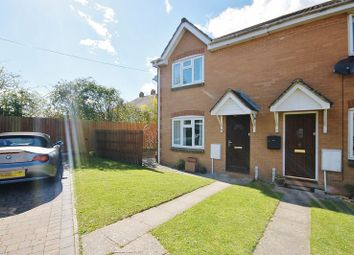 Thumbnail 3 bed end terrace house to rent in Gaunts Close, Portishead, Bristol