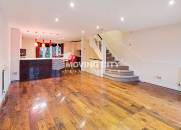 Thumbnail 4 bed property to rent in Jamestown Way, London