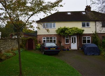 Thumbnail 5 bed semi-detached house to rent in High Street, Great Linford, Milton Keynes, Buckinghamshire