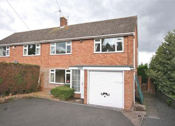 Thumbnail 3 bedroom semi-detached house for sale in Far Vallens, Hadley, Telford