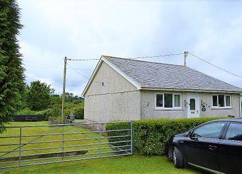 Thumbnail 2 bedroom detached bungalow for sale in Sandy Lane, Swansea