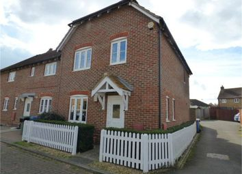 Thumbnail 3 bedroom semi-detached house for sale in Sharfleet Crescent, Iwade, Iwade, Kent