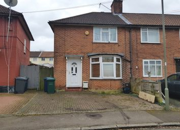 Thumbnail 3 bed end terrace house for sale in The Meads, Edgware