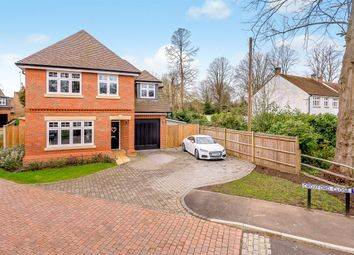 Croxford Close, Limes Avenue, Horley RH6. 4 bed detached house for sale