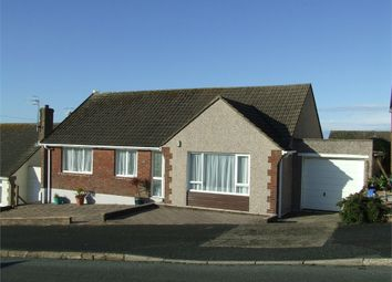 Thumbnail 3 bed detached bungalow for sale in 15 Feidr Dylan, Fishguard, Pembrokeshire