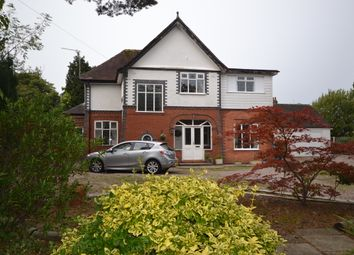 Thumbnail 5 bed detached house for sale in Sneyd Avenue, Newcastle-Under-Lyme