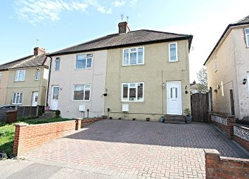 Thumbnail 2 bed semi-detached house for sale in Beech Road, Strood