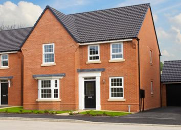 "Thumbnail 4 bedroom detached house for sale in ""Holden"" at Station Road, Warboys, Huntingdon"