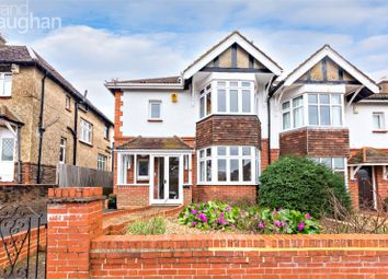 Thumbnail 4 bed semi-detached house for sale in Bavant Road, Brighton, East Sussex