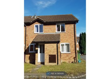 Thumbnail 2 bed end terrace house to rent in Sorrells Close, Basingstoke