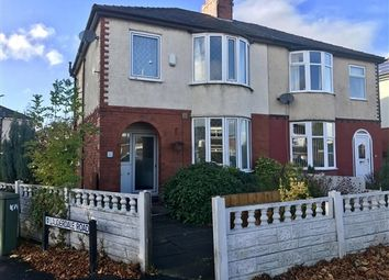 Thumbnail 3 bed property for sale in Longridge Road, Preston