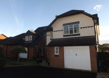 Thumbnail 4 bed property to rent in Trelivan Close, Exmouth