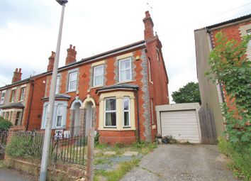 Thumbnail 4 bed semi-detached house for sale in Westwood Road, Tilehurst, Reading