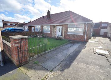 Thumbnail 3 bed semi-detached bungalow for sale in Sandbrook Lane, Moreton, Wirral