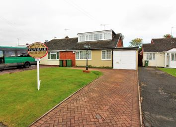 Thumbnail 3 bedroom semi-detached bungalow for sale in Edinburgh Drive, Willenhall