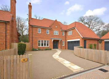 Thumbnail 5 bed detached house for sale in The Oak, The Cloisters, Wood Lane, Stanmore