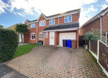 Thumbnail 4 bed semi-detached house for sale in Honingham Road, Ilkeston